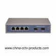 6 Port Full Gigabit CCTV Poe Switch (POE0402SFP-3)