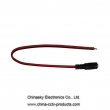 DC Power Cord/Pigtail Female Plug for CCTV Camera