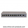 11 Port PoE Hybrid POE Switch(POE0830-2)