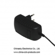 EU CCTV Power Adapter , Wall Mount 24W Power Adapter 12V 2A, S1220