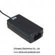 CCTV Power Adaptor 12VDC 4A Switching Mode, Desktop S1240D
