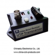 CCTV Cat5 Active Video Balun , 2400M Video Balun for CCTV Video Transmission