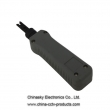 Impact Punch Down Tool for Seating and Cuting off , CCTV Installation Tools for Cable