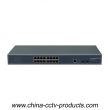 1U 19 ports 1000Mbps Layer 2 Managed Ethernet Switch (SW1602M)