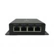 4-Ports 10/100Mbps PoE extender(PE104)