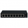 CCTV 8 Port 10/100Mbps PoE Network Switch with 1RJ45 Uplink (POE0810S)