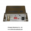 One Channel UTP Active CCTV video balun ,Video Receiver with Metal Case VB120R