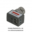 1 Channel Angled Mini Passive CCTV UTP Video Balun VB202C