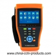 4.3 inch IP, AHD, TVI and CVI CCTV Camera Tester