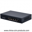CCTV Security System 4 Port POE Power Supply Switch (POE0401BG)