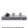 8 Port RJ45 + 1 Port Sc Rack-Mount Full Gigabit Switch (SW0801SCB-3)