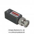1 Channel Straight  Mini UTP Passive CCTV Video Balun VB202E