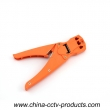 Network Modular Plug Crimping Tool with Cable Stripper (T5003)