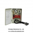 8CH 48W CCTV Power Supplies with PTC Fuse , 12VDC Power Supply 4A, 12VDC4A8P