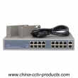CCTV 16FE POE 2GE SFP 18 Port POE Switch with Build-in Power (POE1620-2)