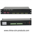 16 Channels 13 Amp LED Display CCTV Rackmount Power Supply (12VDC13A16P-1.5U)