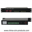 LED Display CCTV Rack Mount Power Supply (12VDC5A8P-1.2U)