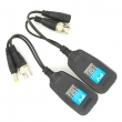 8MP HD-Cvi/Tvi/Ahd CCTV UTP Passive Power & Video Balun with CE RoHS (PV22H)