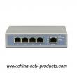 5 Port CCTV Poe Full Gigabit Poe Switch (POE0410-2)