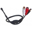 Sound CCTV Microphone for Camera and Audio Surveillance DVR (CM501B)
