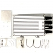 65W/90W 802.3af/at 1000Mbps PoE Injector (Waterproof)