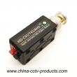 8MP HD-CVI/TVI/AHD Passive Video Balun, HD Combinable video balun