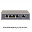 5 Ports External CCTV Poe Switch (POE0410)
