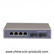 2 Port Sc + 4 Port RJ45 Full Gigabit Switch