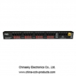 16 Channel Video Power Data Passive Transceiver , 75 Ohm Video Power Data Balun