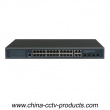 1U 32 ports 1000Mbps Layer 2 Managed POE Switch (POE2444M)