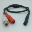 Sound CCTV Microphone for Camera and Audio Surveillance DVR (CM501C)