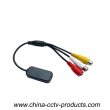 CCTV Surveillance Microphone with Micro-chip design (CM20)
