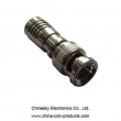 BNC Male Compression Connector for RG59 cable
