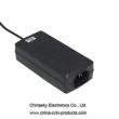 IEC CCTV Power Adapter , 12V 5A Power Adapter for CCTV Camera, S1250D