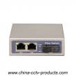 2 Port RJ45 + 1 Port Sc Fiber Network Switch