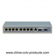 11 ports 1000Mbps Layer 2 Managed Ethernet Switch (SW0802MS)