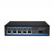 5 ports Solar PoE switch(POE0501SFP-AI)